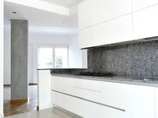 The kitchen من CAFElab studio حداثي
