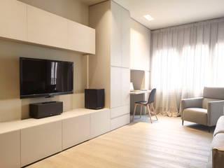 Wohnzimmer von Coblonal Arquitectura