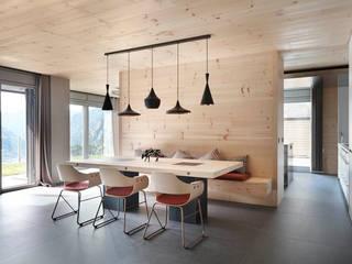 Comedores de estilo  por Coblonal Arquitectura, Escandinavo