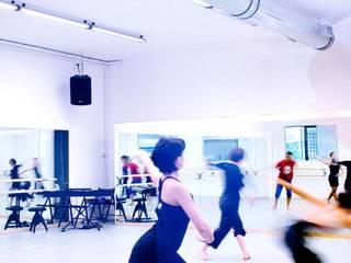 CAFElab studio:  tarz Fitness Odası