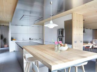 Cucina in stile  di Coblonal Arquitectura