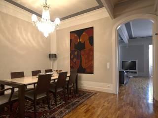 Столовые комнаты в . Автор – ETNA STUDIO