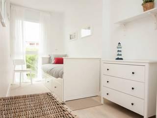 Dormitorio homify Dormitorios de estilo mediterráneo