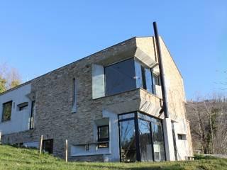 Casas de estilo  por Fabio Barilari Architetti
