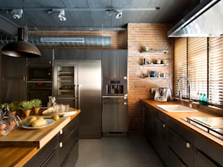Kitchen by Egue y Seta