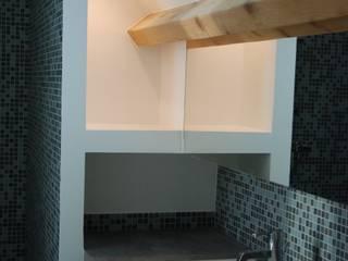 salle de douche: Salle de bains de style  par carol delecroix