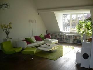 Raumideen Moderne Wohnzimmer von angelika gruber interior design Modern