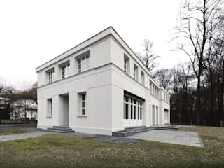 Houses by CG VOGEL ARCHITEKTEN
