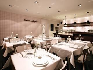 modern Dining room by CG VOGEL ARCHITEKTEN