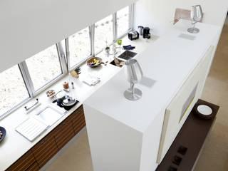 Designhous Herdecke Skandinavische Küchen von HAACKE Innenarchitekten & Designer Skandinavisch