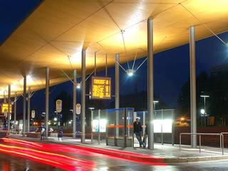 Hauptbahnhof Rüsselsheim von A-Z Architekten