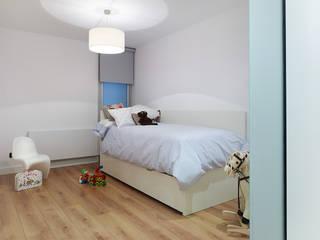 Una reforma con vida.: Dormitorios infantiles de estilo  de DOS · arquitectura
