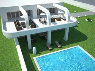 Modern home by MUMARQ ARQUITECTURA E INTERIORISMO Modern