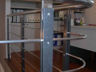 Modern Koridor, Hol & Merdivenler Studio Pierpaolo Perazzetti Modern