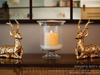 Romantic Rusty Rachele Biancalani Studio