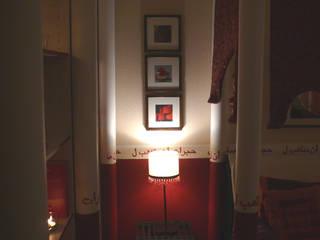 Orientzimmer:  Schlafzimmer von Innenarchitektin Claudia Haubrock,Ausgefallen