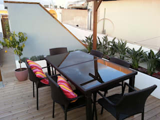 Naturalgreen Jardiners Balconies, verandas & terraces Furniture