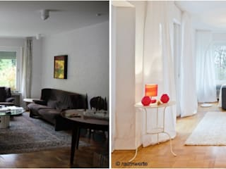 Livings: Ideas, imágenes y decoración de raumwerte Home Staging