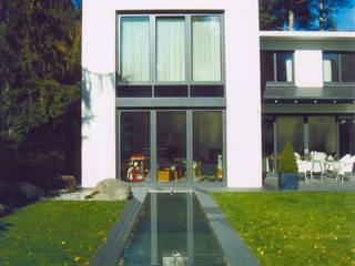 Projekty,  Ogród zaprojektowane przez L-A-E LandschaftsArchitektur Ehrig & Partner