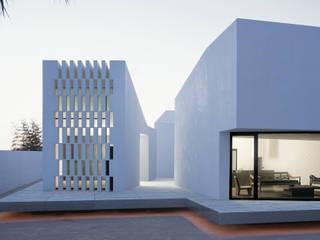 Casa para un fotógrafo 2 en el Delta del Ebro OFFICE OF ARCHITECTURE IN BARCELONA SLP (OAB) Casas