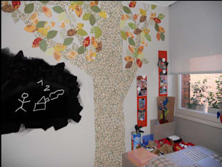 Nursery/kid's room by estudiorey