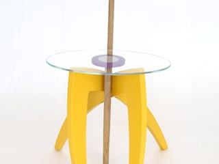 Spike designed by Enrico Mangialardo for E1+E4:  in stile  di E1+E4