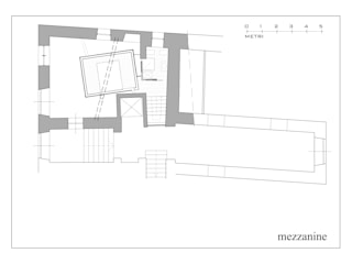 Salas de estar industriais por Fabio Barilari Architetti Industrial