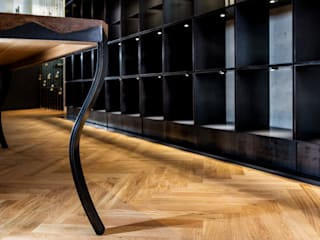 Commercial Spaces by BESPOKE GmbH // Interior Design & Production, Modern