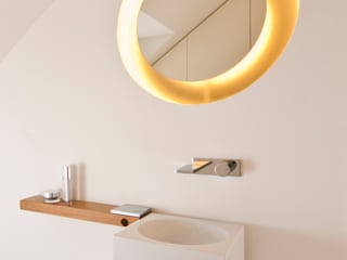 Dachloft Klassische Badezimmer von innenarchitektur-rathke Klassisch