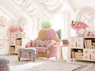 Projekty,  Pokój dziecięcy zaprojektowane przez Decoration Digest blog