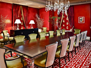 classic Dining room by Fisher ID