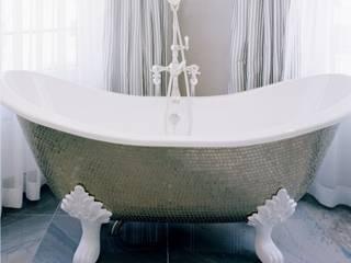 Kreative Badgestaltung:  Badezimmer von erdmannbaeder