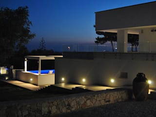 Modern Houses by sebastiano canzano architetto Modern
