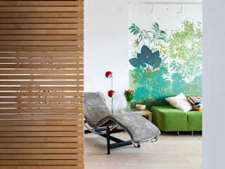 scandinavian Living room by Maurizio Giovannoni Studio