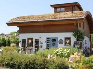 Projekty,  Domy zaprojektowane przez Architekturbüro HOFFMANN