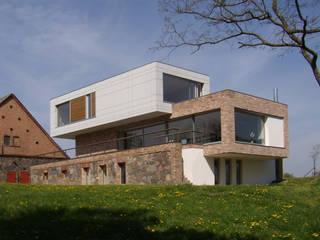 Gutshaus Uckermark Moderne Häuser von Hohenzollern Architekten Modern
