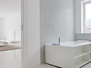 Bernadó Luxury Houses Modern Bathroom