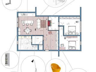 Modern Kitchen by maurococco.it Modern