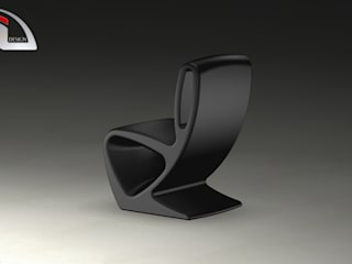 ZEEN chair:  in stile  di dimarziodesign