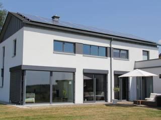 房子 by Architekturbüro HOFFMANN