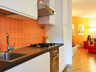 Modern Kitchen by Alessio Patalocco Architetto Modern