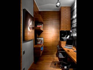 EIXAMPLE BARCELONÉS: Baños de estilo  de MANUEL TORRES DESIGN