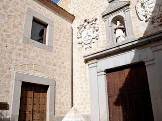 Restaurante Villena en Iglesia de Segovia Gastronomía de estilo clásico de FrAncisco SilvÁn - Arquitectura de Interior Clásico