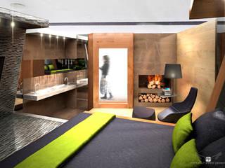 Wohnzimmer von MANUEL TORRES DESIGN