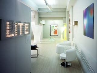 Britannia Row :  Spa by Living in Space