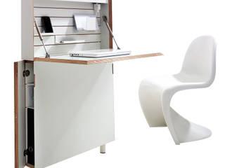 flatmate Sekretär:  Arbeitszimmer von studio michael hilgers
