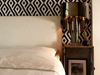 better.interiors Eclectic style bedroom