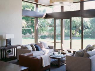 Malibu Home Modern living room by Lewis & Co Modern