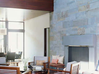 Malibu Home Lewis & Co Modern living room