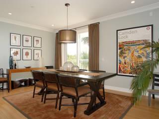 Palma de Malljorca (Home) Modern dining room by Lewis & Co Modern